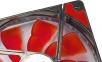 Вентилятор для корпуса InterTech Argus L-12025 RD LED 120 mm. Red 0