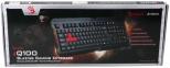 Клавиатура A4 TECH BLOODY Q100 черный 10