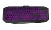 Клавиатура Jet.A SmartLine K19 LED со светодиодной подсветкой, 110 клавиш, USB. черная,, проводная 6