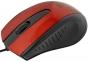 Мышь проводная оптическая Defender MM-920, красный + черный, 3 кнопки 0