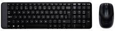 Клавиатура+мышь Logitech Wireless Combo MK220 0