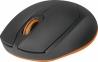 Мышь Defender Genesis MB-865 серый+оранжевый, беспроводная оптическая, 1600dpi 0