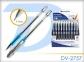Ручка шариковая DARVISH DV-2757, синяя, на масляной основе 0