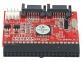 Контроллер Orient 1S-1B/BN (конвертер IDE->SATA/SATA->IDE) 0