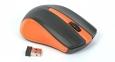 Мышь беспроводная оптическая OMEGA OM-419 черный/оранжевый  (OM0419O) 2