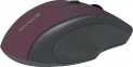 Мышь беспроводная Defender Accura MM-665, красная 2