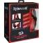 Гарнитура игровая Redragon Chronos red+black, кабель 2,2 м 3