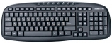 Беспроводной комплект клавиатура+мышь Sven Comfort 3400 Wireless USB 2