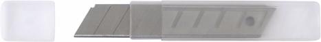 Лезвия для канцелярских ножей, 18 мм, 10 шт. 1