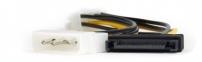 Разветвитель питания Cablexpert CC-PSU-82, Molex+SATA->PCI-Express 8pin,для подключения в/к PCI-E(8pin) к б/п ATX 2