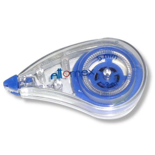 Корректор ленточный 5ммх3м в пакете Attomex арт.4062300