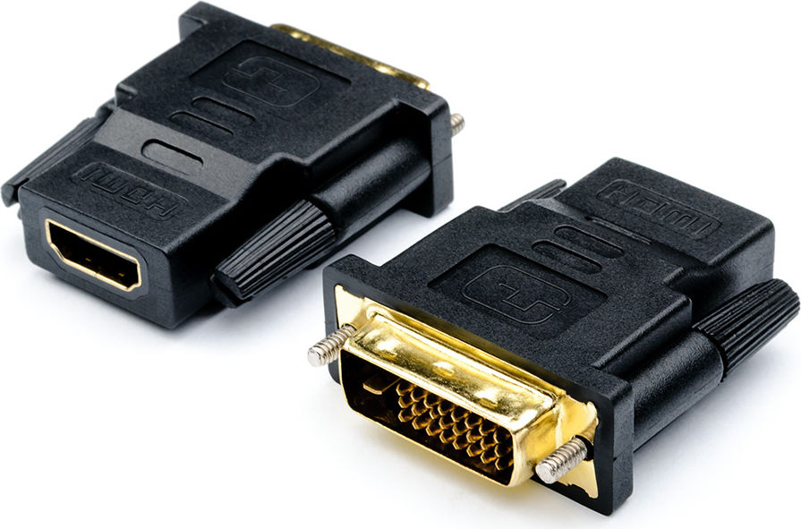 Переходник DVI(m)-HDMI(f) ATCOM (арт. AT1208)