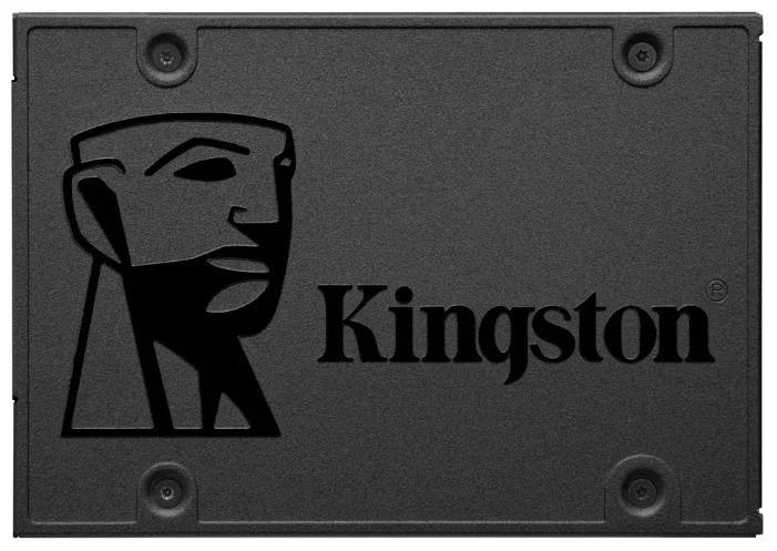 Жесткий диск Kingston SSD 120GB A400 (SATA3, 2.5)
