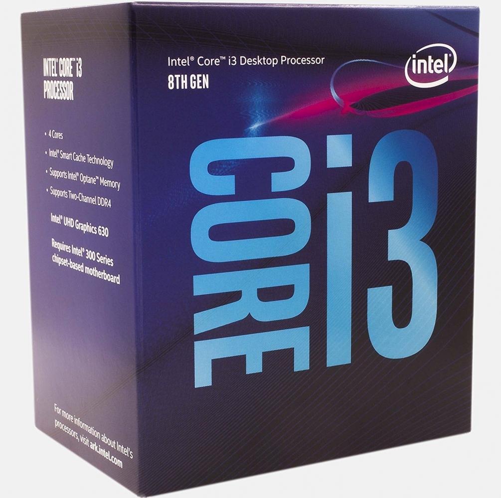Процессор Intel Core i3-8100 (BOX)