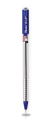 Ручка шариковая Montex 18 up с син.стержнем