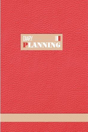 Ежедневник недатированный A5, с рисунком Palaces, 352 страницы