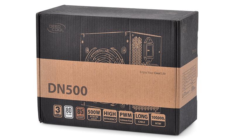 Блок питания Deepcool DN500