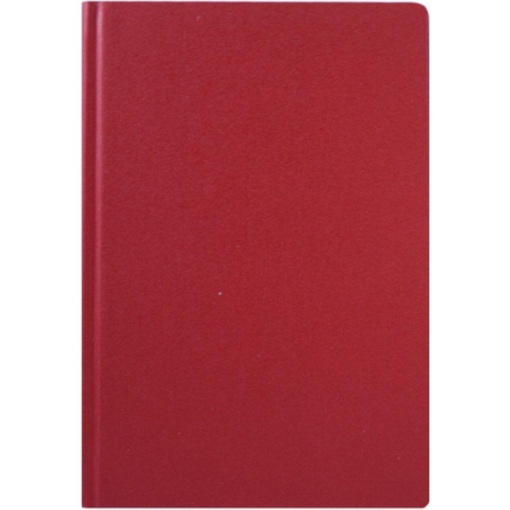Ежедневник недатированный A5 Lediberg Matra, красный
