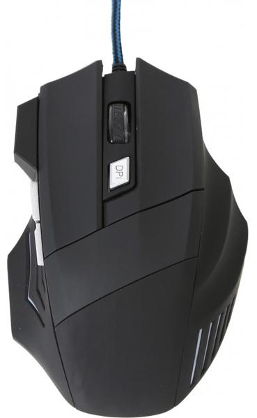 Мышь проводная оптическая OMEGA VARR OM-268 игровая Gaming (OM0268)