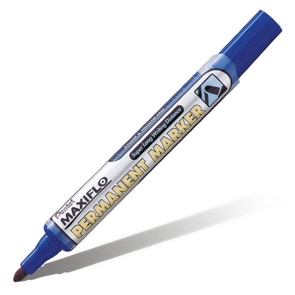 Маркер перманентный NLF50 синий