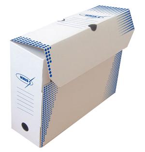Короб архивный №9 белый (325х260х100 мм)