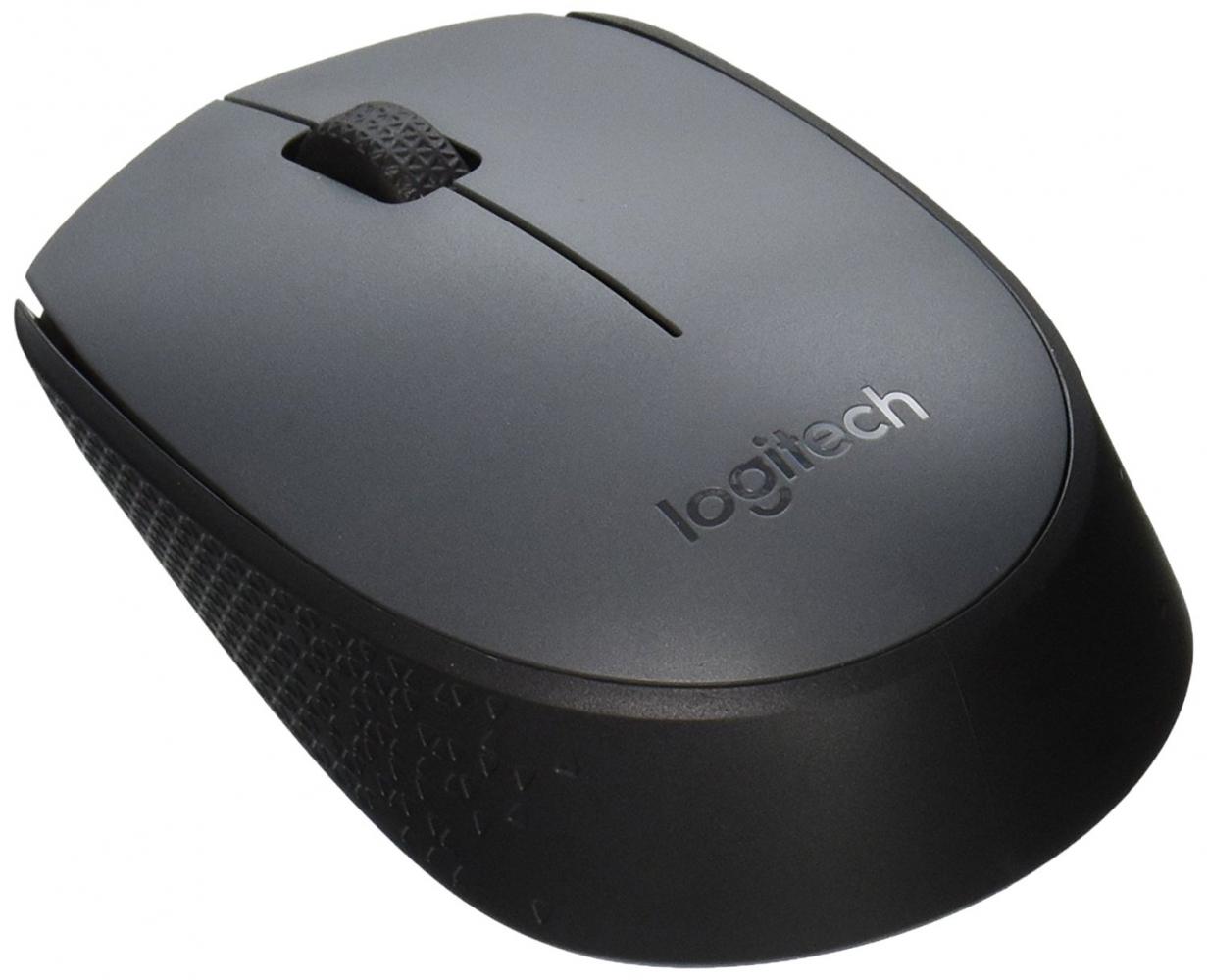 Беспроводная мышь Logitech Wireless M170 Grey