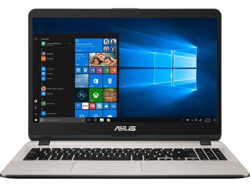 Ноутбук ASUS X507U (X507UB-EJ046)