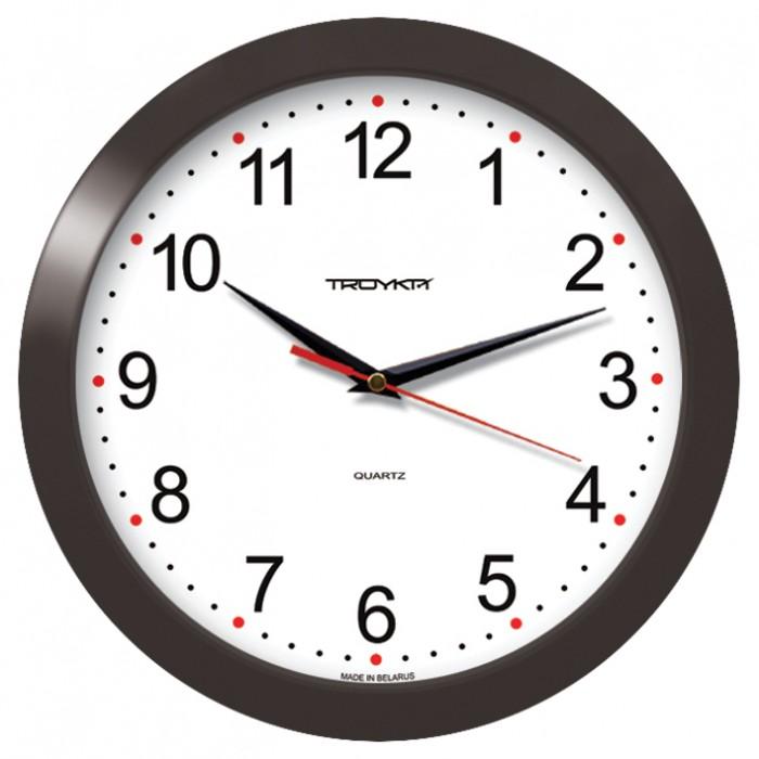 Часы настенные TROYKA (11100112)