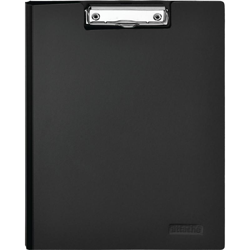 Папка-планшет  черная