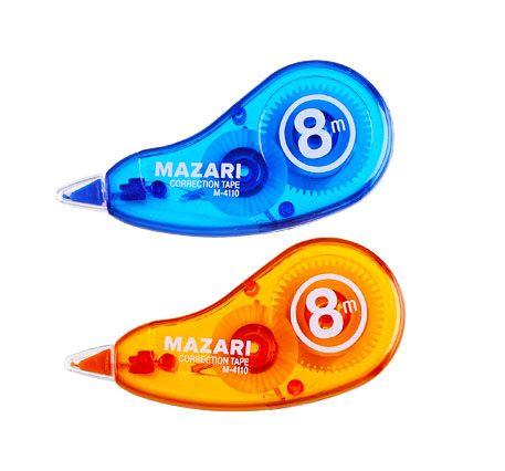 Корректор ленточный Mazari M-4110, ассорти