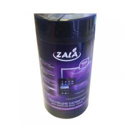 Салфетки чист. для экранов всех типов ZALA