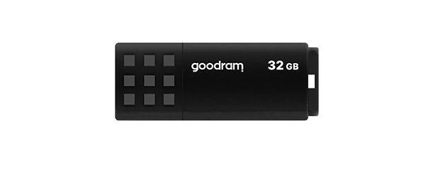 Флэш драйв 32 GB USB (3.0) GOODRAM UME3-0320K0R11 BLACK
