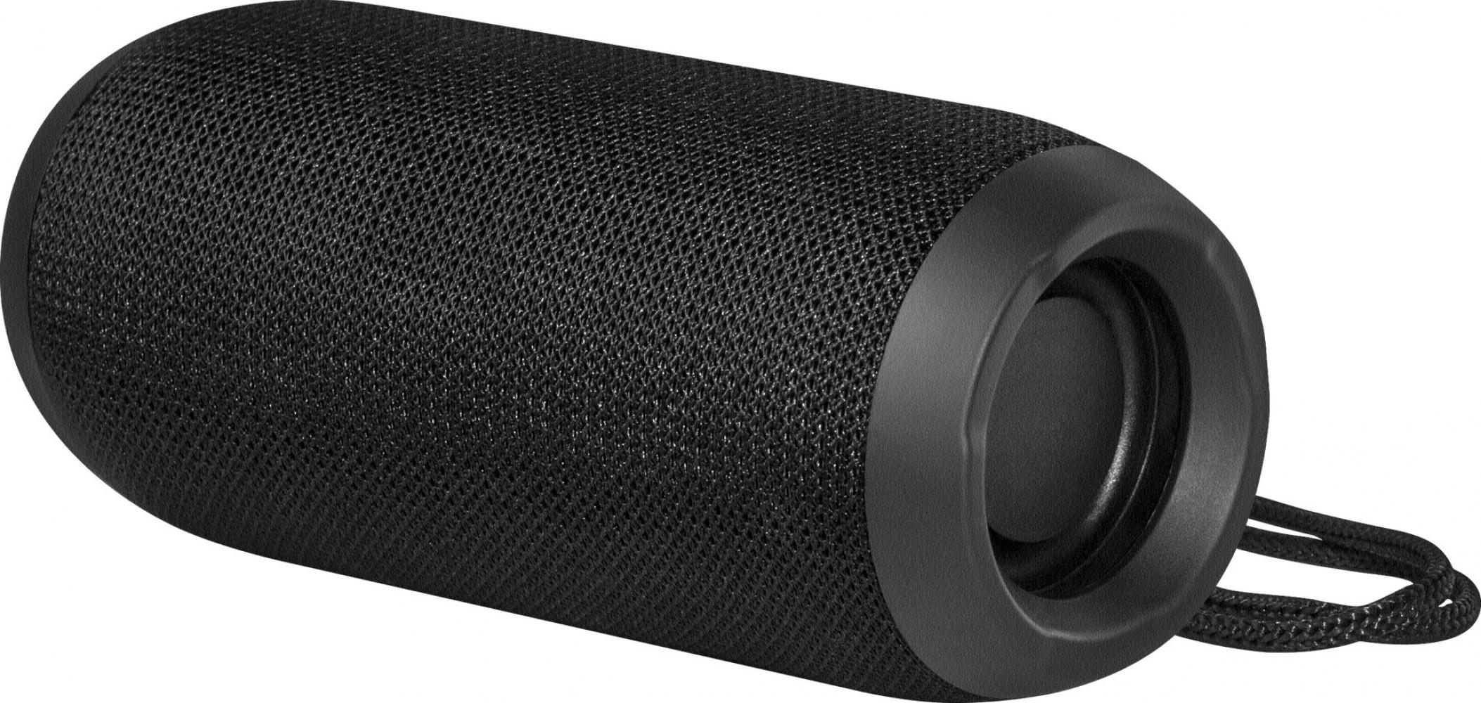 Беспроводная колонка Defender Enjoy S700 черный, 10Вт, BT/FM/TF/USB/AUX