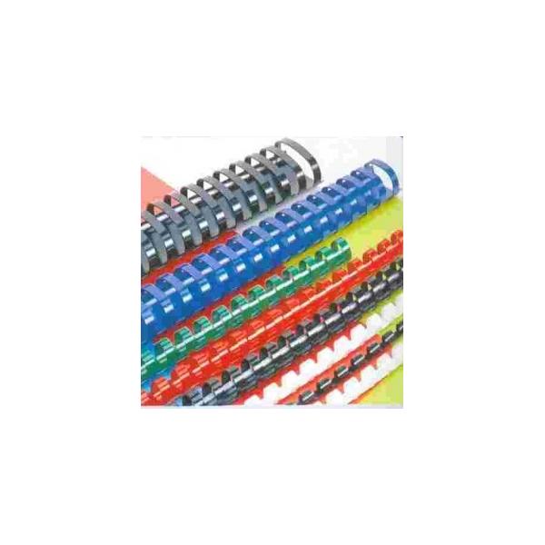 Пружины для перфопер. 12,5 мм зел. (100шт.)
