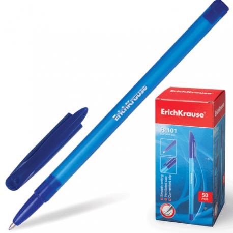 Набор шариковых ручек R-101, 4 цвета, синий стержень (33515)
