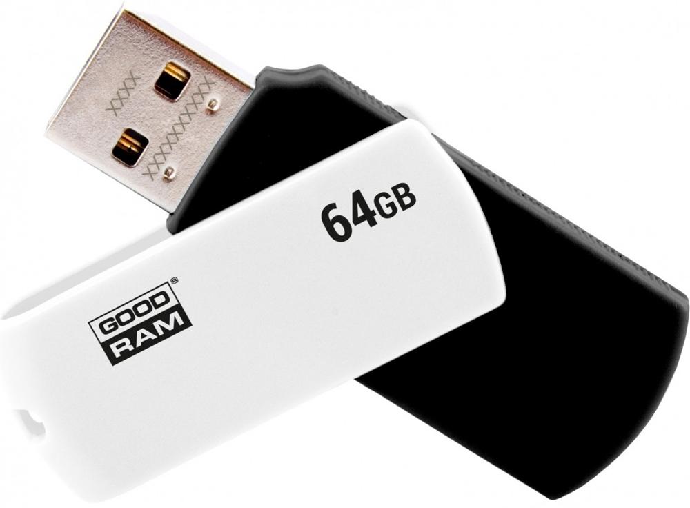 Флэш драйв 64 GB накопитель USB GOODRAM UCO2-0640KWR11