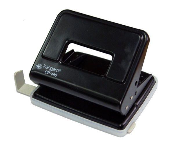 Дырокол Kangaro DP-485, черный
