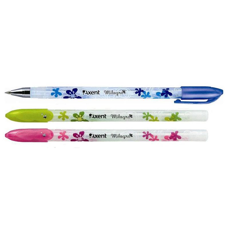 Ручка шариковая MILARGO 0,5мм, синяя