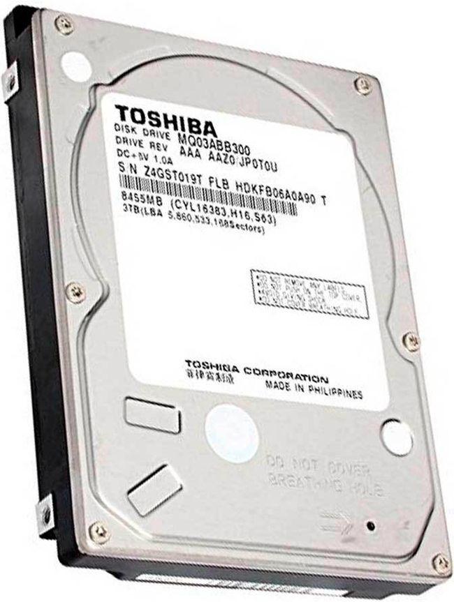 Жесткий диск Toshiba MQ03ABB200