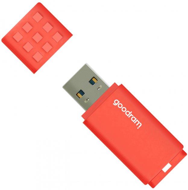 Флэш драйв 64 GB накопитель USB GOODRAM UME3-0640W0R11