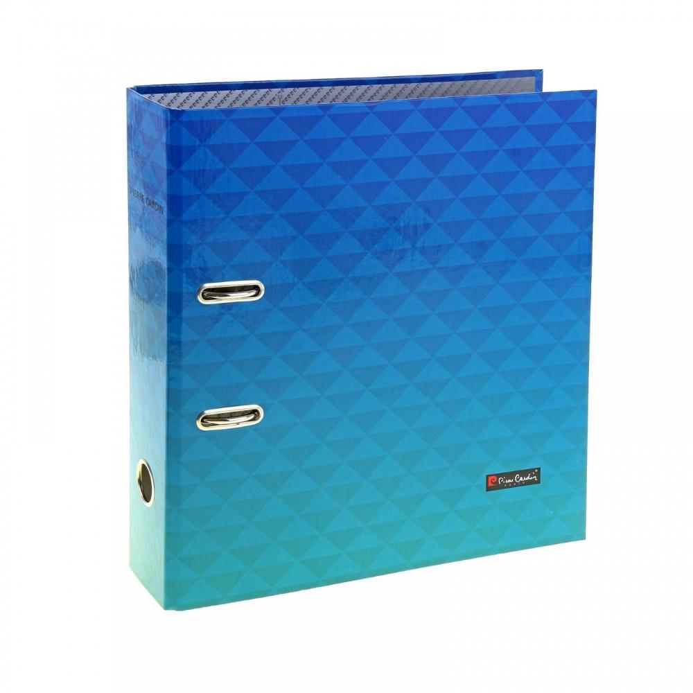 Папка-регистратор A4, Pierre Cardin Geometrie Blue (80 мм)