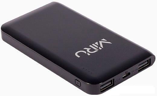 Аккумулятор внешний MIRU LP-528A 5000mAh черный