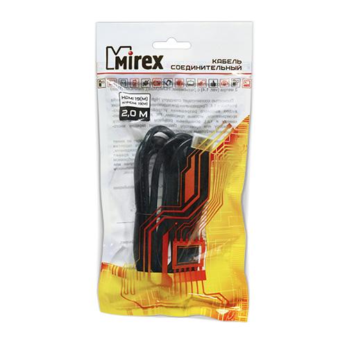Кабель HDMI-miniHDMI Mirex 2.0м, v1.4