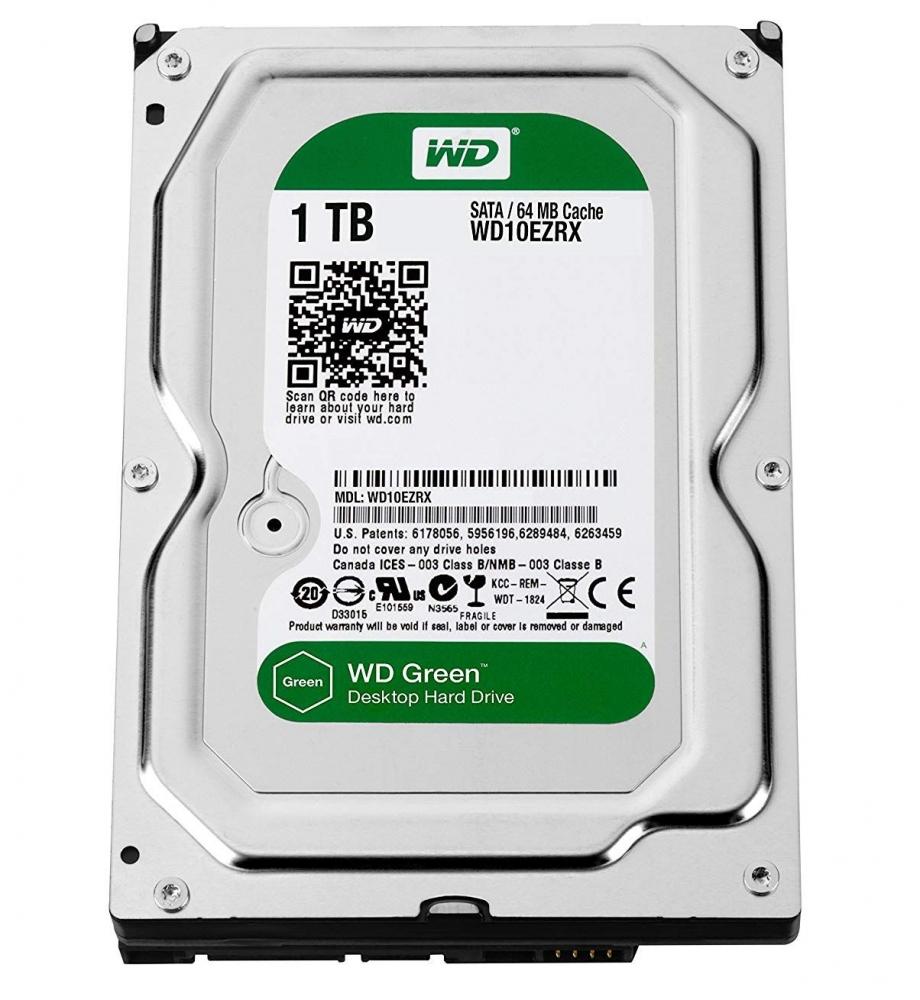 Жесткий диск HDD 1TB WD WD10EZRX