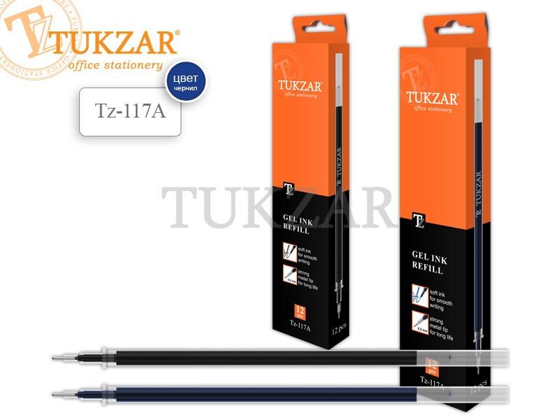 Стержень гелевый Tukzar TZ-110, 5 мм синий, игольчатый
