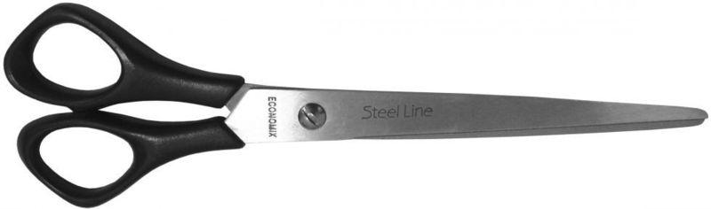 Ножницы Economix 18 см черный