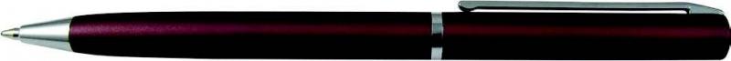 Ручка шариковая GENTLE бордовая матовая в упак.