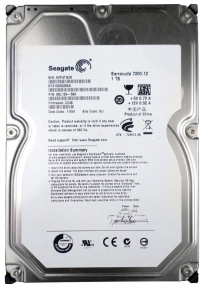 "Жесткий диск HDD 1TB 3,5"" SATA SEAGATE ST31000528AS"