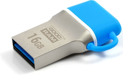 Флэш драйв 16 GB USB (3.0) GOODRAM ODD3-0160B0R11 BLUE