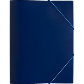 Папка на резинках A4 пластик